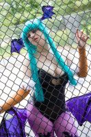 Morrigan - AnimeNEXT 3 by Lily-in-Leather