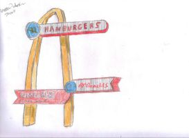 McDonalds Sign by Revolution689