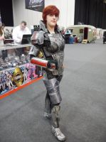 Shepard to the bitter end MCM May '13 by KaniKaniza