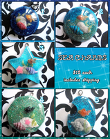 Sea Charms For Yoooooou by SeaOfCreations