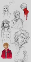 Les Miserables by WillowLightfoot