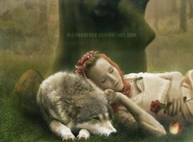 Sweet Dream by alexnoreaga
