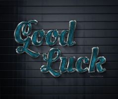 Good Luck by Textuts