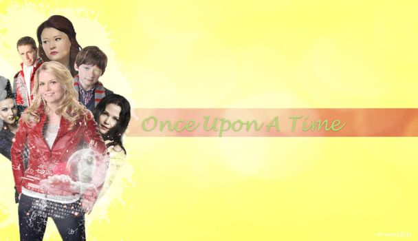 Once Upon A Time wallpaper by BrunoEdits