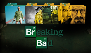 Breaking Bad Folder Icon by iBibikov73