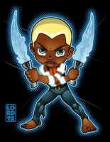 Young Justice- Aqualad by lordmesa