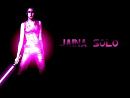 Jaina Solo by oliatoth
