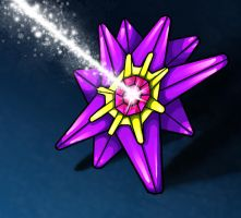 STARMIE used ICE BEAM by KT-245