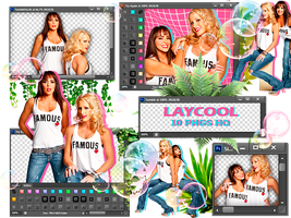 Laycool - Pack Png #O3 by TheNightingale01