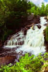 Duchesnay Falls by Velp