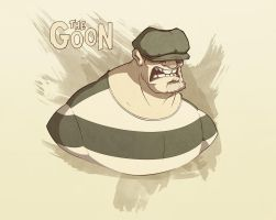 The Goon by Phil-Crash-Murphy