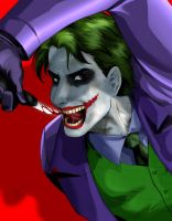 The Joker, The Joker. by Albert217
