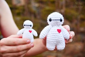Baymax by MissBajoCollection