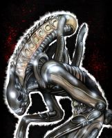 Alien by Hideyoshi