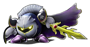 Brawler - Metaknight by Neslug