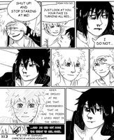 The Unbreakable Bond (Chap.5) Page 113 by Silver-weed