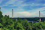 Penobscot Narrows Bridge Observatory - Maine by JDM4CHRIST