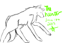 The Hunter by cocobeanc