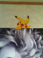 Pikachu by ReRe95