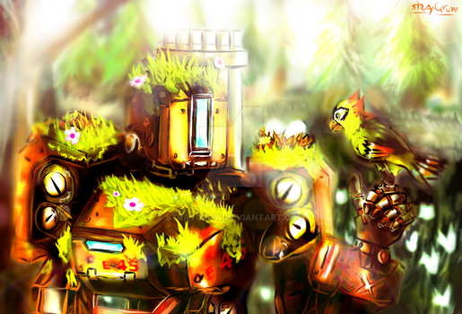 The Last Bastion by StrayQrow