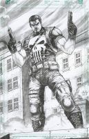 punisher :D by ashkel