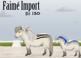 Import 150 by AutumnCreekFarms
