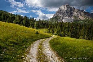 Path to heaven by gdesignfactory