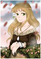 APH: Flowers petals by momofukuu