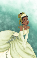 The Princess and The Frog by murr-ma-ing