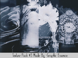 Texture Pack #3 Made By GraphicEssence by GraphicEssencePage