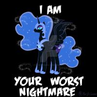 Your Worst Nightmare by SketchyChangeling
