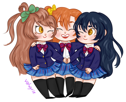 honk keetori and umeme by valwyrie