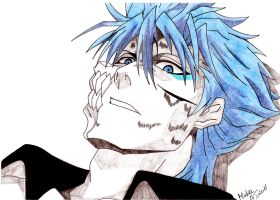 Grimmjow. by BillieBlack