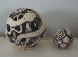 Snake Sphere by ridiculyss
