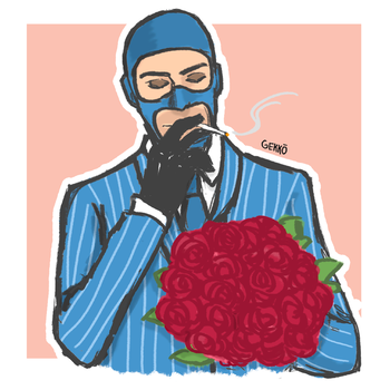 Spy | Flores by strahldelune