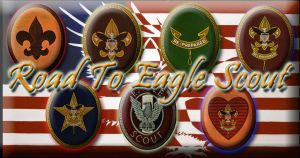 BSA: Road To Eagle Scout Background by EqFAzrael