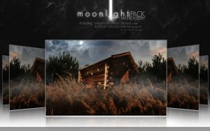 Moonlight Wallpaper Pack by Obi-S4n
