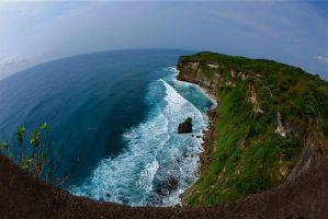Uluwatu in my eyes by rosekampoong