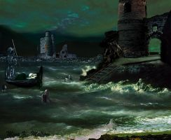 The River Styx by Malrow