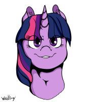 TwilightFace (Colored) by Whibbleton