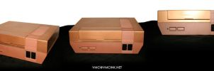 Gold NES by vmcampos