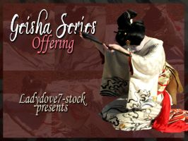 Geisha Offering PACK by themuseslibrary