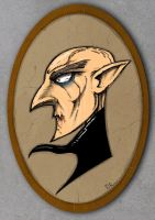 Nosferatu by DarkoRistevski