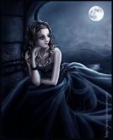peacefull night-color by Tania-S