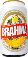 Brazilian Canned Beer by red20