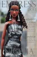 Fashion Cover 2011 - Nigeria by angellus71