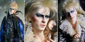 Jareth The Goblin King by Katyok