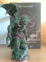 cthulhu miniature by shadowtrooper4
