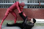 Red Hood Vs Daredevil - Parking Lot Brawl Pt.1 by DashingTonyLima
