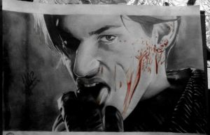 Gaspard Ulliel by CeNa-Fan